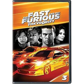 Rápido y el furioso: importación de USA de Tokyo Drift [DVD]