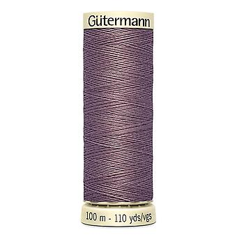 Gutermann Sew-all 100% Polyester Thread 100m Hand and Machine Colour Code  - 126