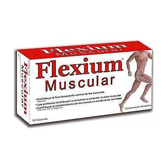 Muscle Flexium 60 capsules