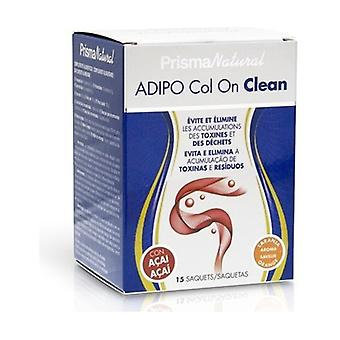 Adipo Col On Clean 15 packets
