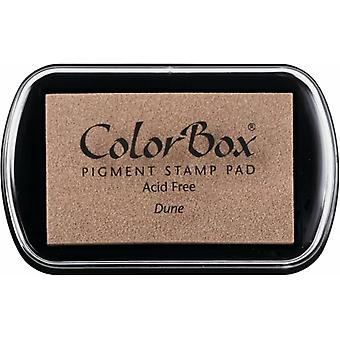 Clearsnap ColorBox Pigment Ink Full Size Dune