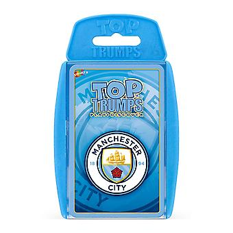 Manchester City FC (Evergreen) Top Trumps Card Game