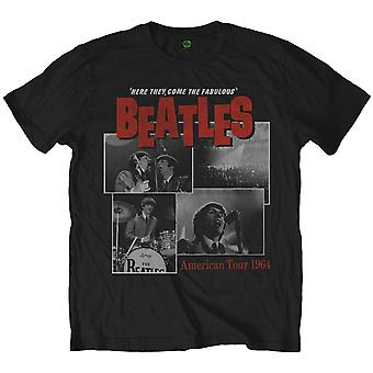 The Beatles Here They Come Official Tee T-Shirt Mens Unisex