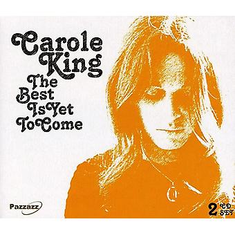 Carole King - Best Is Yet Tocome [CD] USA import
