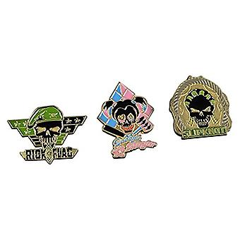 Pin - Suicide Squad - Lapel Pin Set #3 New dcc-0305
