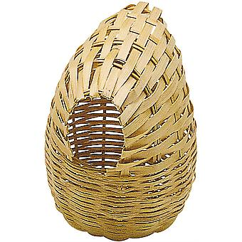 Ferplast Fpi 4452 Nest Wicker (10.6x8.5x11.5cm)