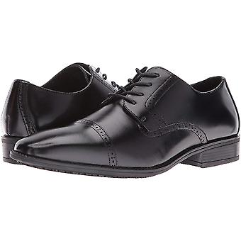 STACY ADAMS Men's Abbott Slip Resistant Cap Toe Oxford