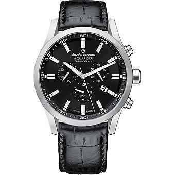 Claude Bernard - Wristwatch - Men - Aquarider - 10222 3C NV