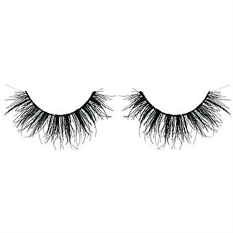 Lash XO Premium False Eyelashes - Wispy D - Natural yet Elongated Lashes
