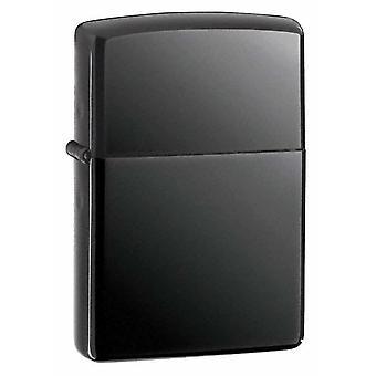 Zippo Black Ice (Black Chrome) Lichter -