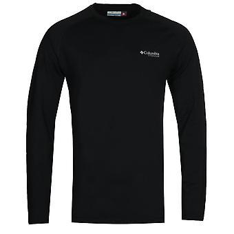 Columbia Omni-Heat 3D stricken Langarm T-Shirt
