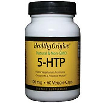 Healthy Origins 5-HTP, 100MG, 120 Caps