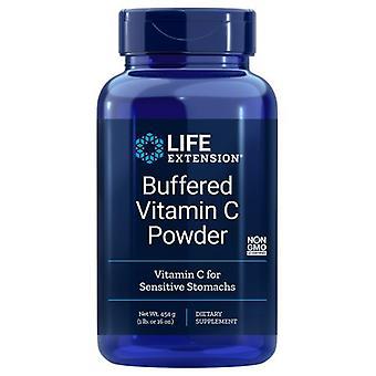 Life Extension Gepuffertes Vitamin C Pulver, 454,6 gs