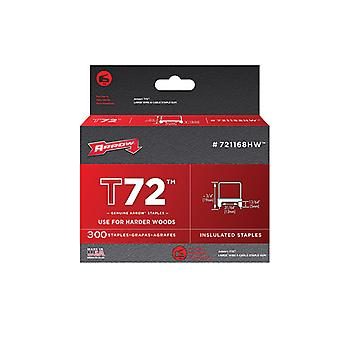 Arrow T72 Insulated Staples 5 x 12mm Box 300 ARR721168
