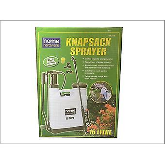 Home Gardener Knapsack Pressure Sprayer 16L