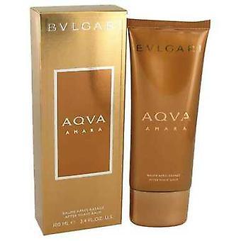 Bvlgari Aqua Amara door Bvlgari na scheren balsem 3,4 oz (mannen) V728-533500
