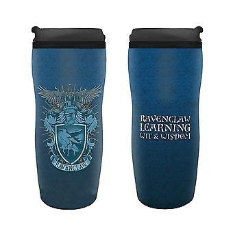 Harry Potter Travel Mug Ravenclaw Crest nouveau bleu officiel 355ml plastique