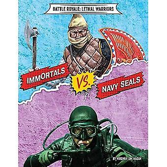 Immortals vs. Navy Seals