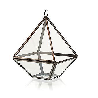 Terrarium en verre - Petit Diamant X 1