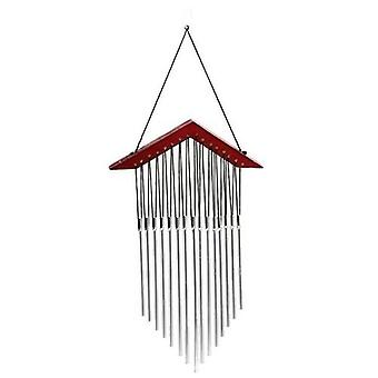 Metal Wind Chimes Outdoor Amazing Deep Resonant Relaxing