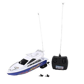 Mini Radio Remote Control, High-speed Racing Boat Toy