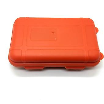 Outdoor Shockproof Waterproof Boxes Survival Airtight Case Holder For Storage