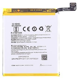 3210mAh Li-polymerová baterie BLP657 pro OnePlus 6