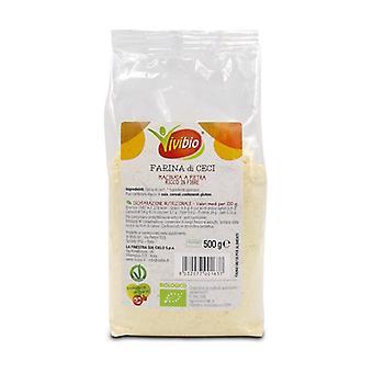 chickpea flour 500 g of powder