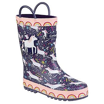 Cotswold Sprinkle Childrens Wellingtons