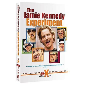 Jamie Kennedy Experiment: Season 2 [DVD] USA import