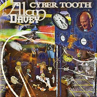 Alan Davey - Cyber Tooth [CD] USA import