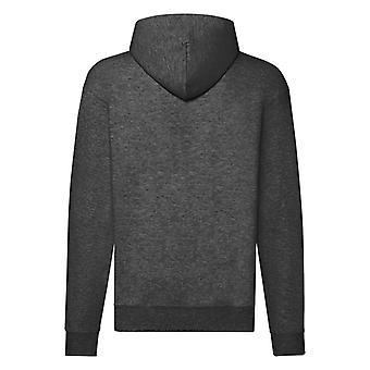 Fruit of the Loom Mens Hooded Sweatshirt