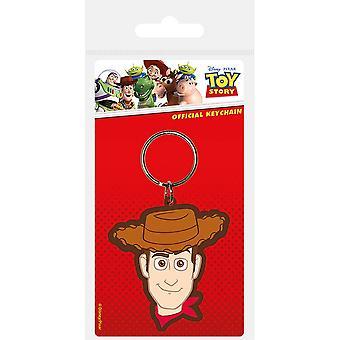 Toy Story Woody Keyring