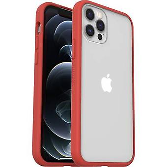 Otterbox React - ProPack BULK Back cover Apple iPhone 12, iPhone 12 Pro Red, Transparent