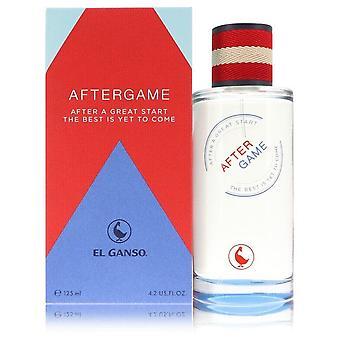 El Ganso After Game Eau De Toilette Spray By El Ganso 4.2 oz Eau De Toilette Spray