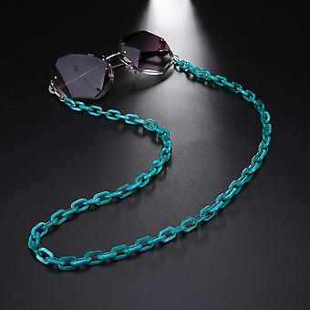 Teamer Fashion Glasses Chain - Acrylic Sunglasses Lanyard Straps