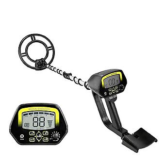 MD-4060 Détecteur de métaux souterrain Waterproof Portable Light Weight Treasure Detector Length Adjusta