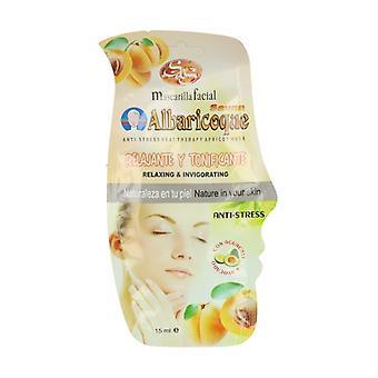 Sauna Facial Mask with Apricot 15 ml