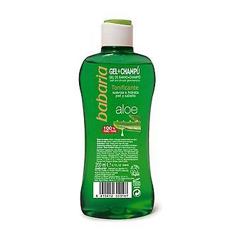 Gel + Shampoo Aloe Vera 200 ml