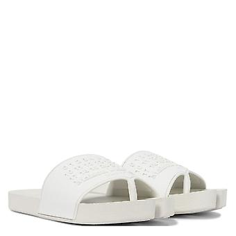 Maison Margiela Embossed Tabi Sliders