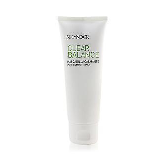 Masque de confort pur d'équilibre clair 259606 75ml/2.5oz
