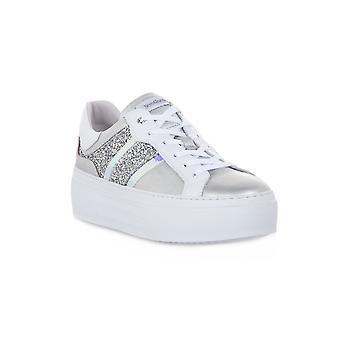 Zwarte tuinen 700 etoile zilveren sneakers mode