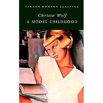 Christa Wolfin malli lapsuus - 9780860683773 Kirja