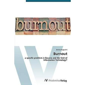 Burnout by Augustin Jessica - 9783639780130 Book
