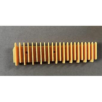 シンドラーエスカレーター ステップ区切り Comb Scs319900、ミドル
