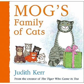 Mogs Family of Cats by Judith Kerr