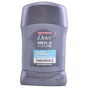 Dove Desodorante Hombre Clean Comfort Stick 50 ml