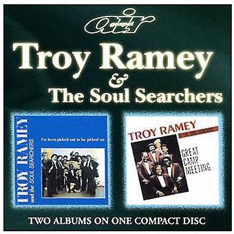 Ramey Troy - j'ai été pris sur d'importation USA être Pic [CD]