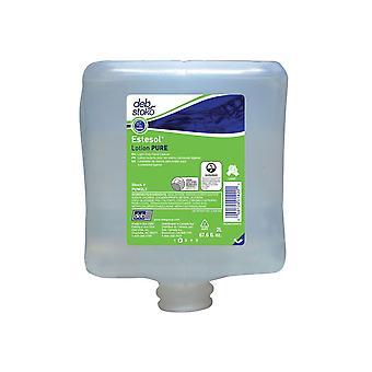 Deb PUW2LT Estesol Light Duty Hand Cleanser 2l Cartridge for Dispenser