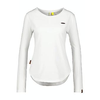 Alife & Kickin Women's Long Sleeve Shirt Lea A